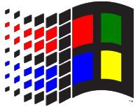 windows 95 - transparent png pack